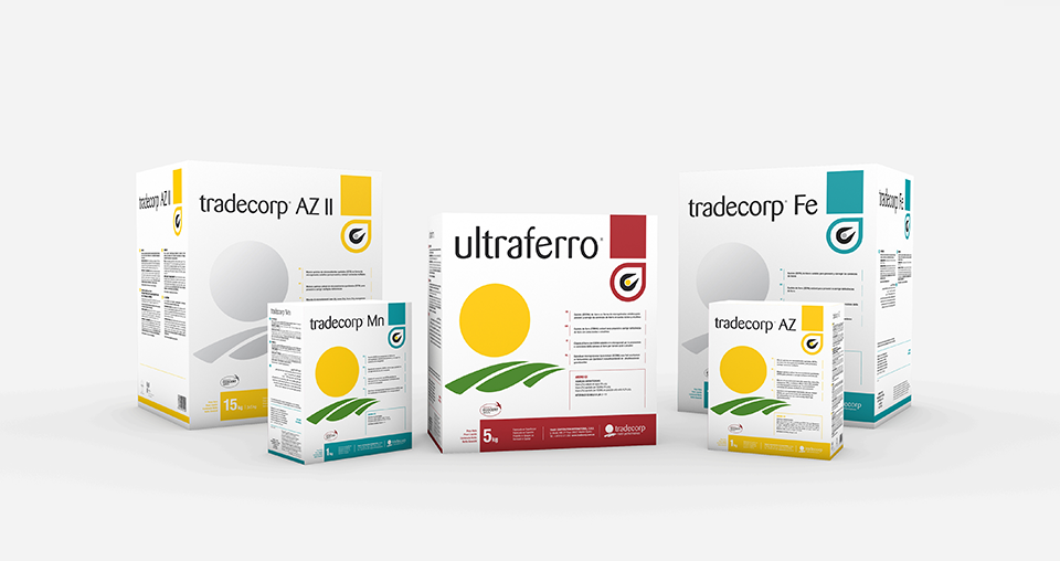 tradecorp packaging 3D